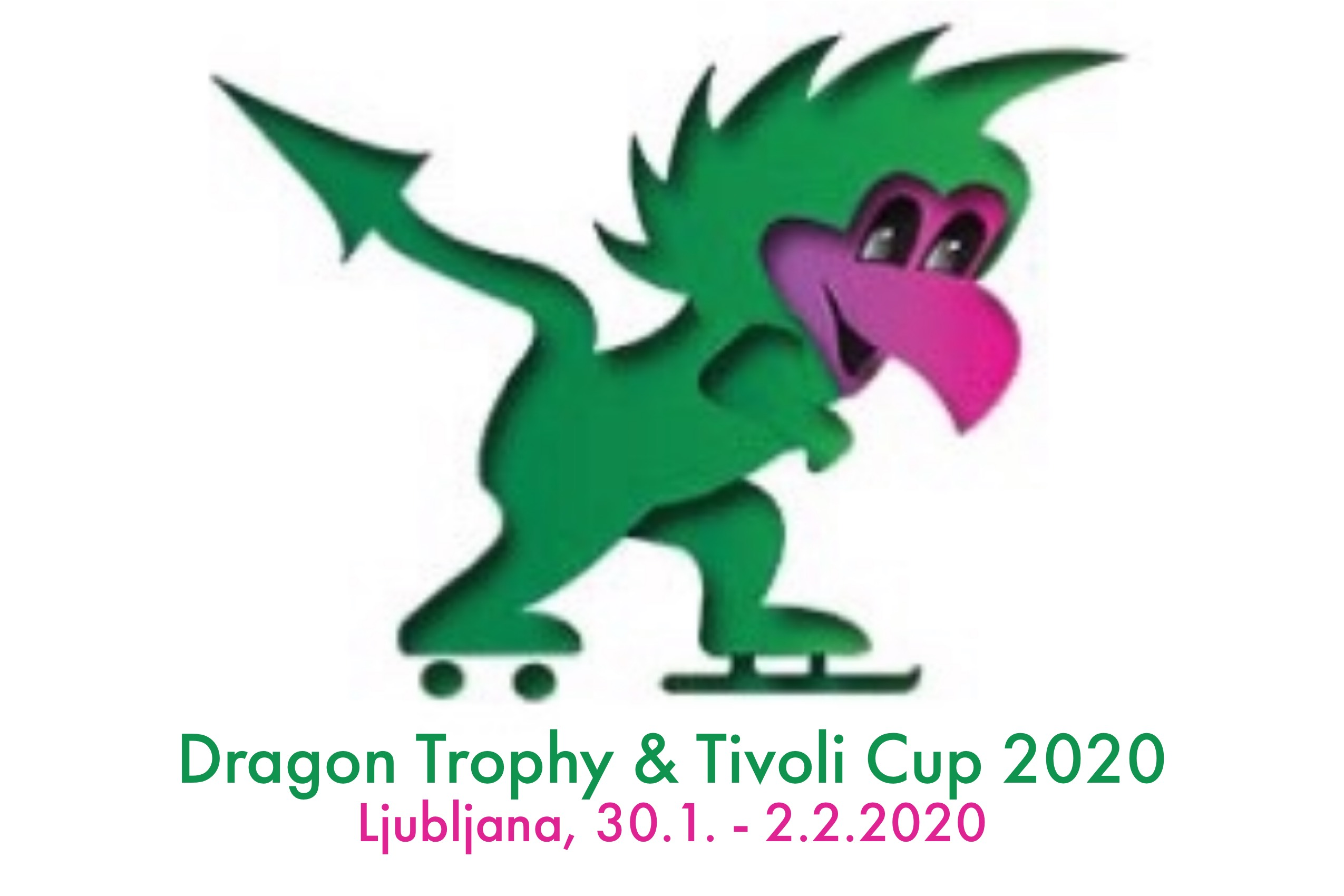 INTERNATIONAL FIGURE SKATING COMPETITIONS DRAGON TROPHY & TIVOLI CUP 2020